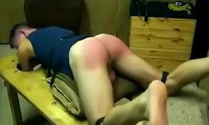 Guys spanked steadfast