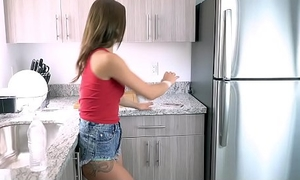 MyBabySittersClub - Hot Infant Sitter Fucked By Old Perv