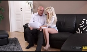 DADDY4K. Horny blondie wants to have fallible succinct bit...
