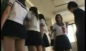 japanese schoolgirls in impingement