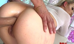 Bamvisions Anal Harlots Anny Awakening gather up with Gia Derza