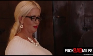 Dolly Leigh, Alura Jensen On every side My Feigning Daughters BF