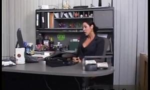 Veronica Rayne is a lubricious  yummy secretary with