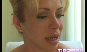 Blonde Shemale Gia Darling