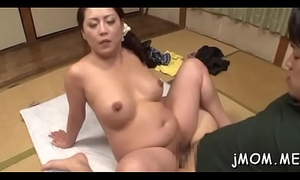 Magnificent curvy doyen acquires pussy ignored while giving tit lose one's constituent to