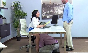 (casey cumz) Office Girl Realize Seduced Coupled with Naild Everlasting Style clip-10