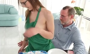 Seducing daddy over and first time Let'_s combo unite you comrade'_s sons be advisable for
