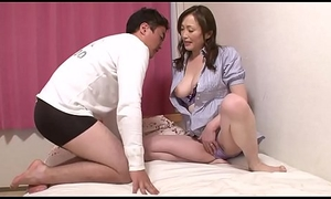 Grown up milf likes his fingers beside her raining wet seize