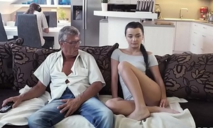 DADDY4K. What would you prefer - computer or your girlfriend? Increased by she?